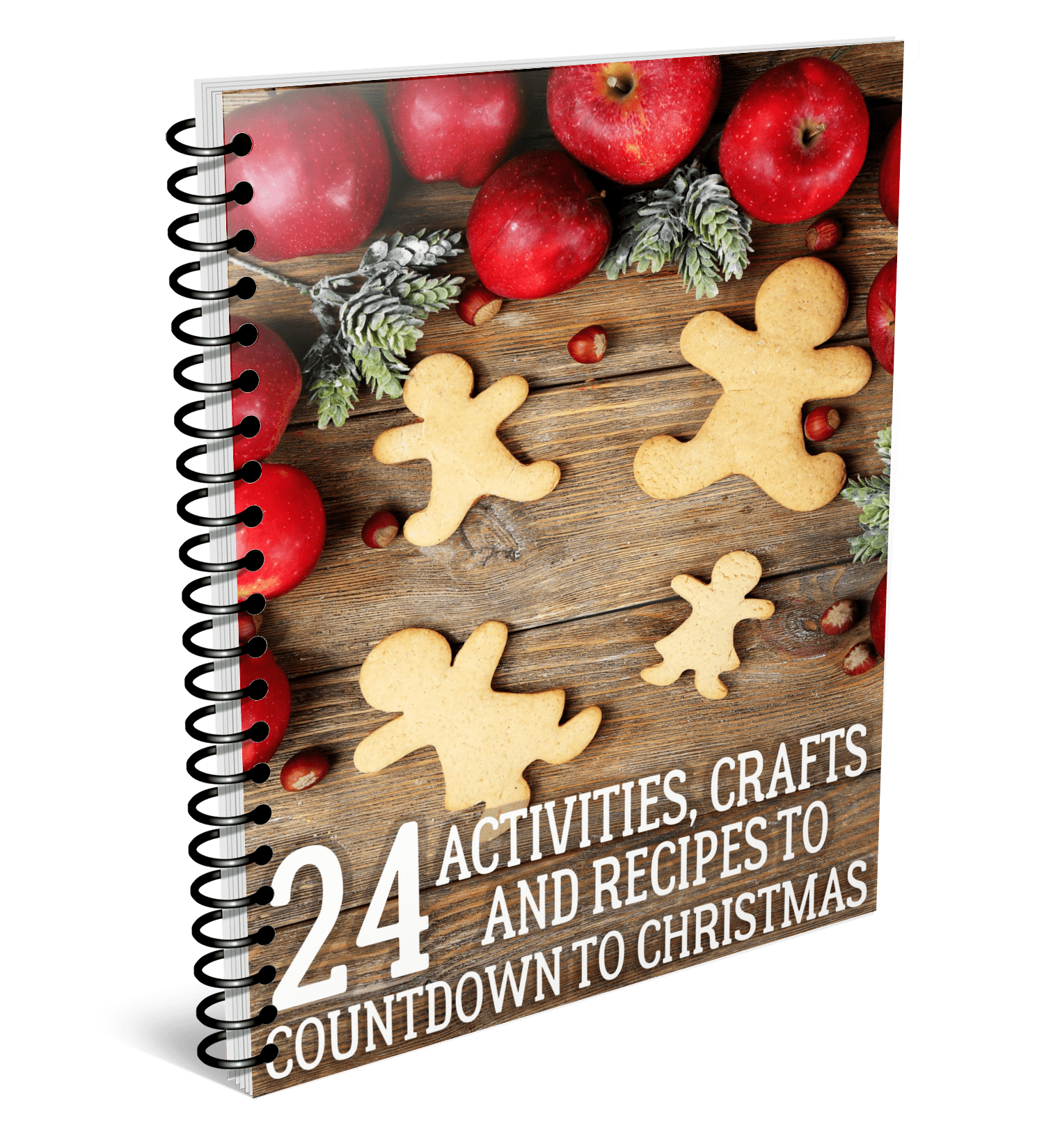 Countdown to Christmas with these 24 family friendly activities to spend quality time together even when time is short and you are pulled in 100 different directions