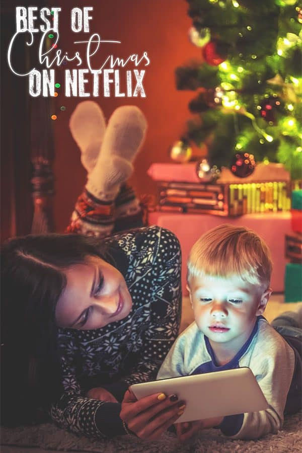 Best of Christmas on Netflix for Families and Mums