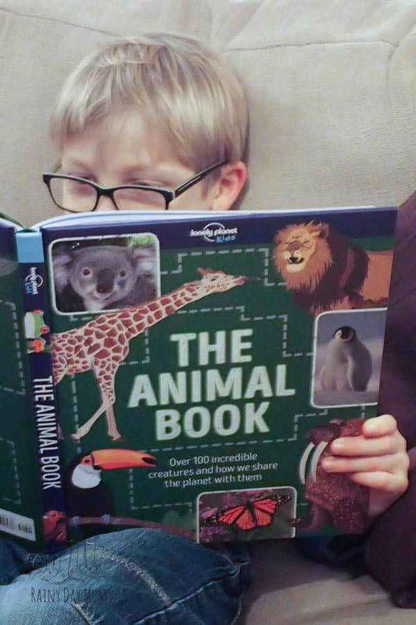 Lonely Planet Kids – Animal Books