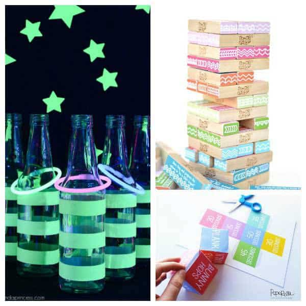 Celebrate New Year's Eve together as a family with this selection of fun party games that families can enjoy together from games for toddlers to ones for couples to play once the kids go to bed.