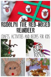 Inspired by Rudolph the Red-Nosed Reindeer these activities, crafts and recipes are ideal for kids of all ages to do, make and enjoy.