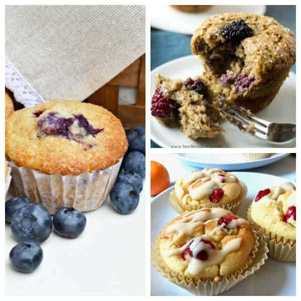 tasty and healthy breakfast muffins for all the family to enjoy