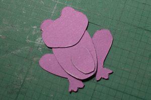 frog parts assembled