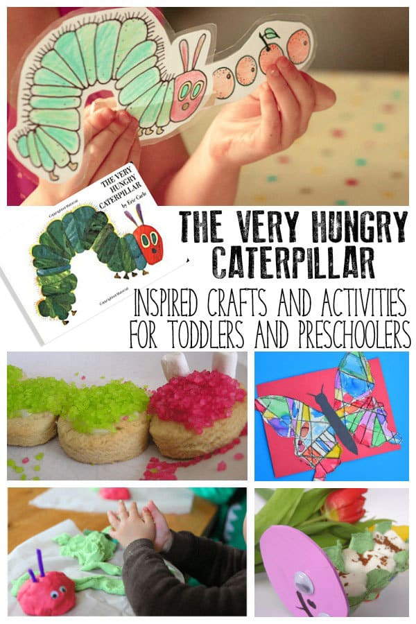 photo regarding Very Hungry Caterpillar Printable Activities named The Extremely Hungry Caterpillar Crafts Functions for Infants