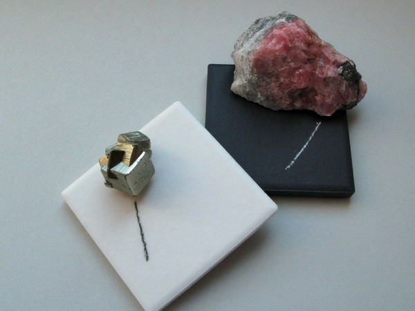 Ra'ike hardness test for rocks