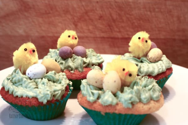 Cupcakes Recipe Uk Easy: Easy Easter Cupcake Recipe To Cook With Or For Kids