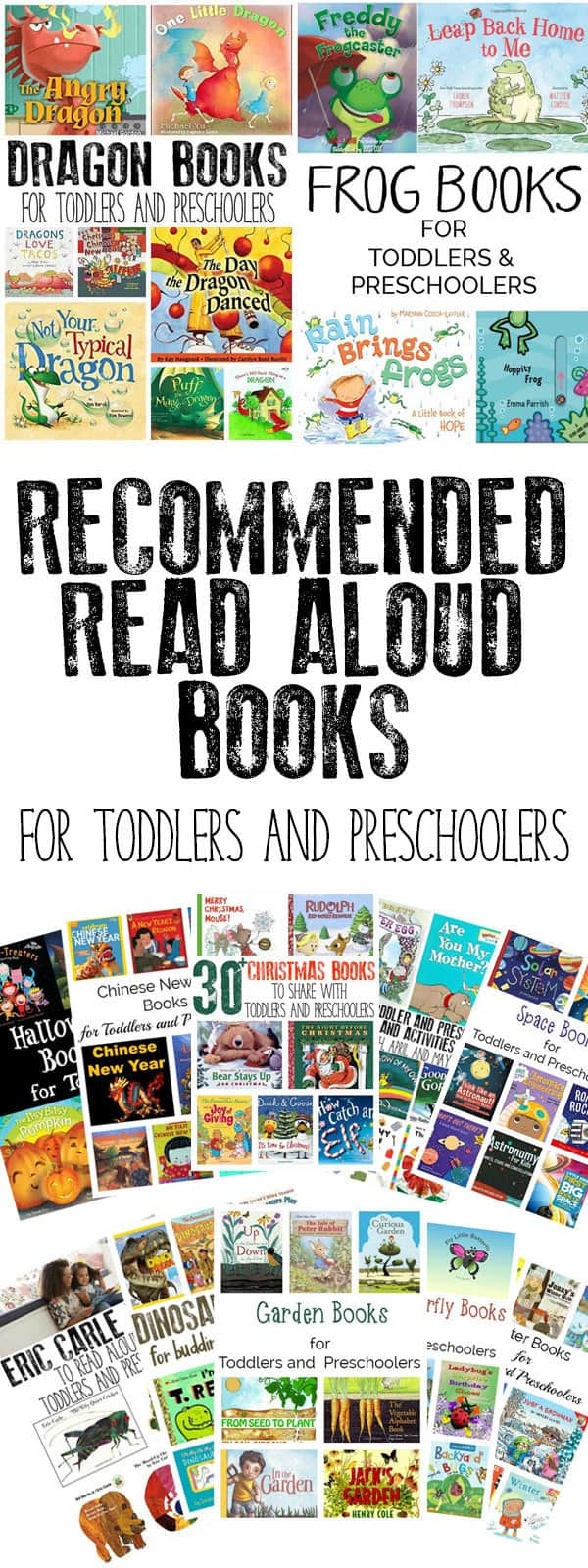Sharing books together with your young children is a joy, reading aloud, sharing the stories and pointing out the illustrations. Knowing which are good and which books aren't worth it can be challenging so check out the recommended books for reading together from parents and educators.