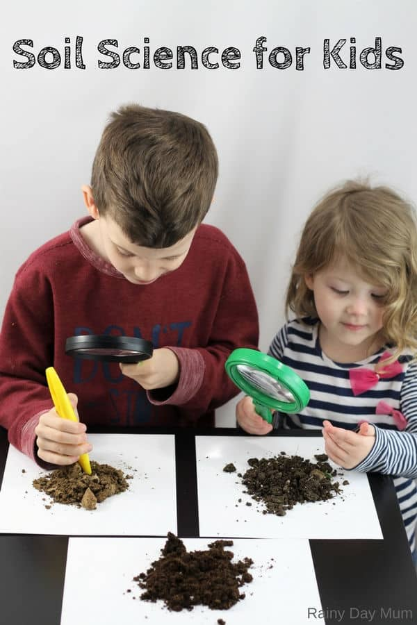 Testing Soil – Simple Science for Kids