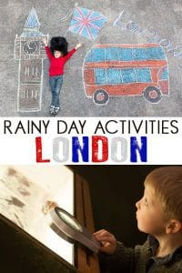 If you find yourself with kids in London on a Rainy Day and want some fun things to do then check out our guide to some of the best activities you and they can do to beat the weather, see the sights and still have fun in the capital.