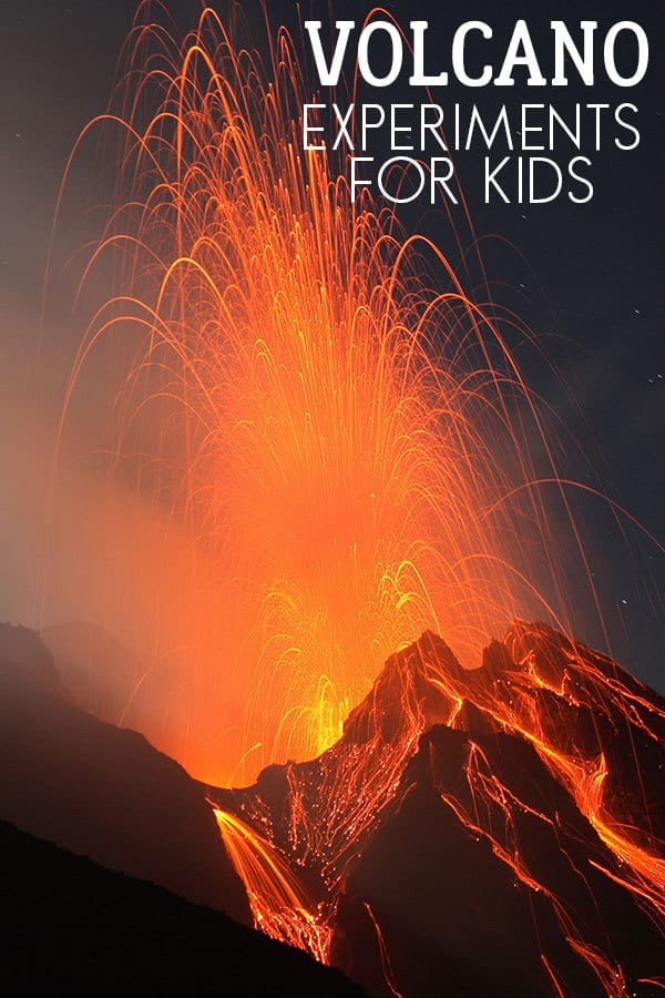 Fun Hands-on Volcano Science for Kids