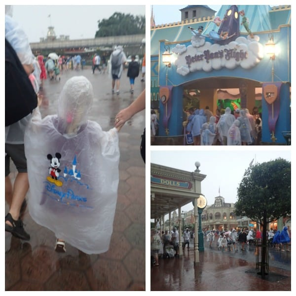 Don't let the rain spoil your family trip with these great ideas for activities, rides and shows to see in Walt Disney World Florida when it rains.