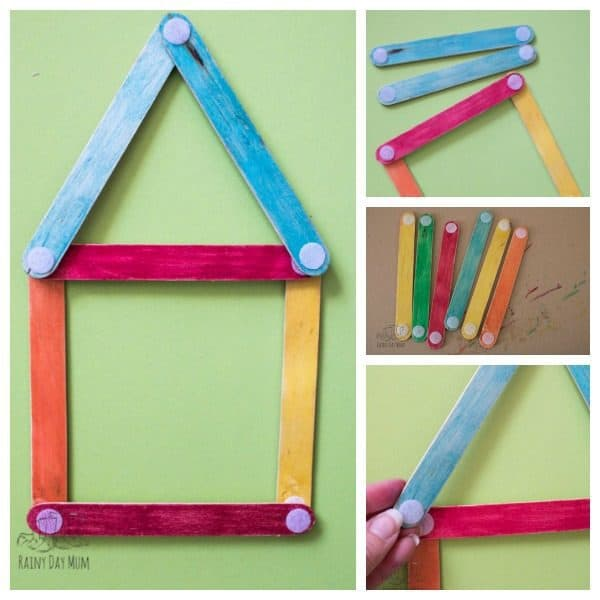 shape sticks for constructing 2d shapes for learning
