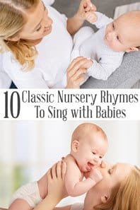 Classic Nursery Rhymes to Sing with Babies and Toddlers
