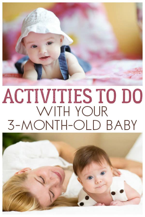 Support Your Babies Development And En E With Them As They Grow With These Simple Activities And