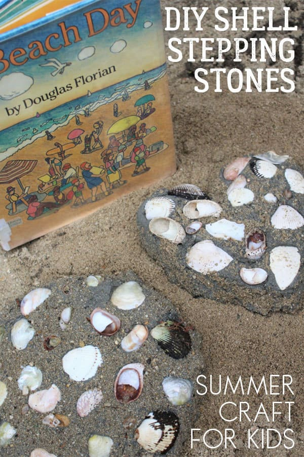Shell Stepping Stones to Make