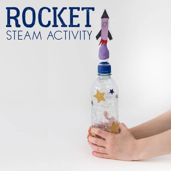 Rocket Science and Craft for Kids