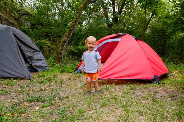 Camping with toddlers your top tips on how to make the most of the trip and survive