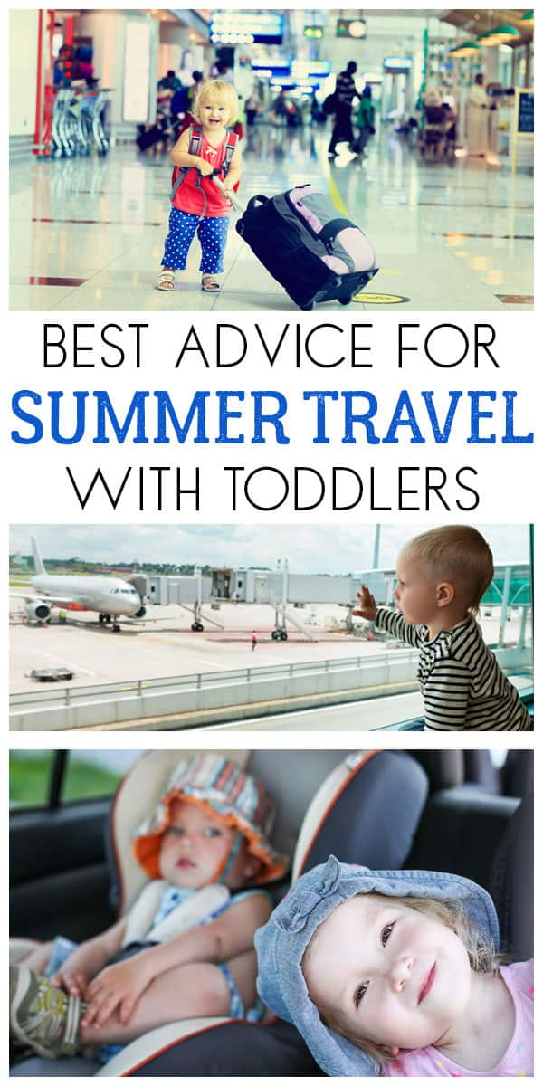 Before you head off on your family travels with your toddlers read our top tips to surivive your flights or road trips this summer.