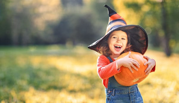 pumpkin rhyme for toddlers and preschoolers to sing at Halloween