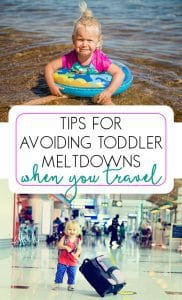 Avoid meltdowns with your toddlers this summer as you follow our 5 easy tips for success that are easy to do and make sense.