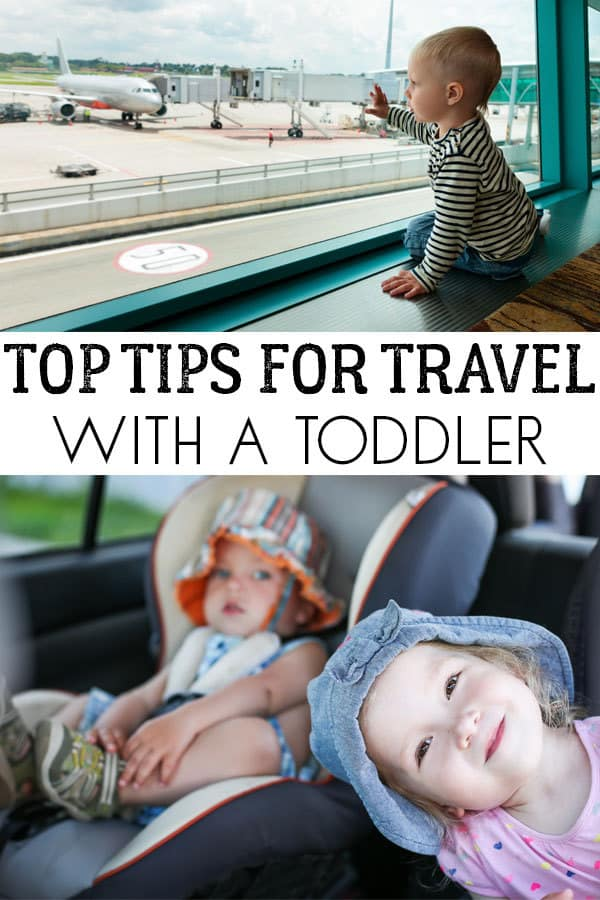 Travel Tips for Toddlers and Families