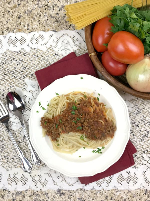 Simple pasta meal for families that the kids will love to eat