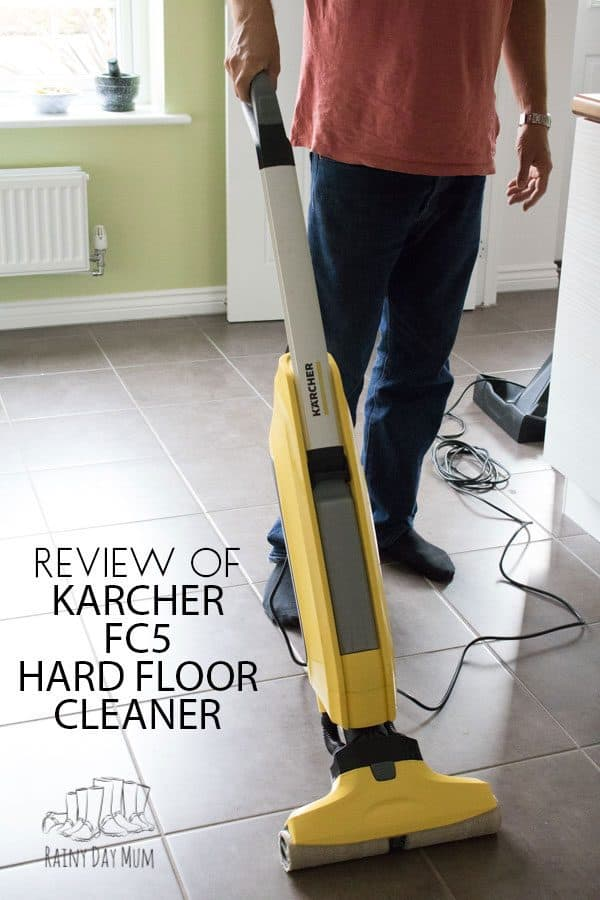 Karcher FC5 Hard Floor Cleaner