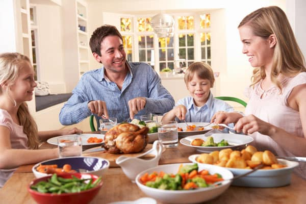Family dinner ideas that the whole family will love