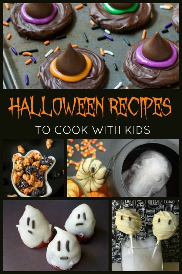 Delicious Halloween Recipes for Kids to Cook