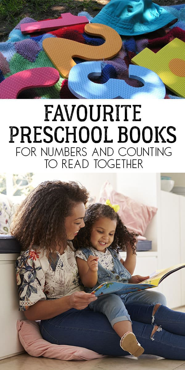 Simple fun rhyming and silly number and counting books to share with your toddlers and preschoolers.