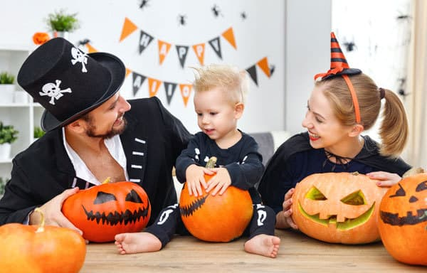 have fun with your preschoolers and toddlers singing these Halloween rhymes and songs