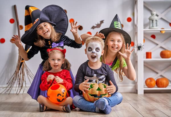 silly and not so scary halloween songs and rhymes to sing with your toddlers and preschoolers