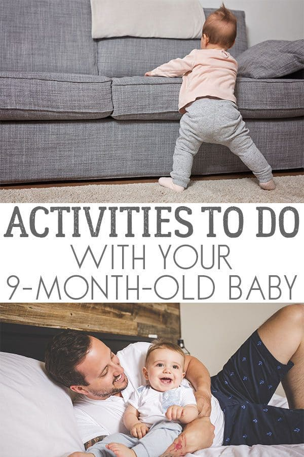 fun things to do your 9 month old baby