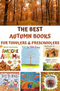 the best autumn books for toddlers and preschoolers