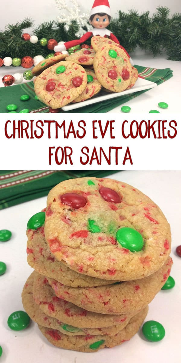 Simple Christmas Eve Cookie Recipe to Cook with Kids. Ideal for making and leaving for Santa Claus on Christmas Eve a fantastic Family Tradition to Share with your Kids.