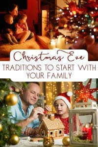 Simple Christmas Eve Traditions to Start with Families with Older Kids