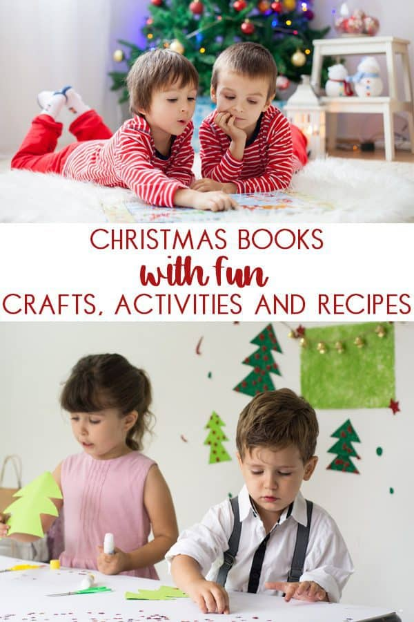 Christmas Books And Activities To Go With Them