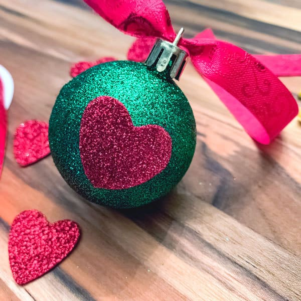 simple to make christmas grinch inspired ornament for toddler crafts