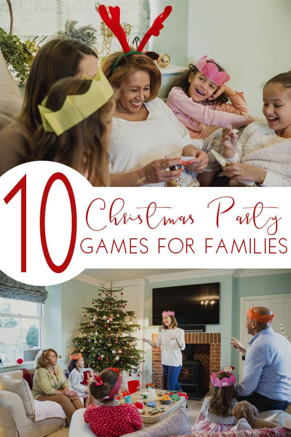 10 Fun Christmas Party Games for Families to enjoy during the holiday Season