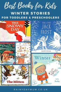 Best Books for Kids Winter Stories for Toddlers and Preschoolers