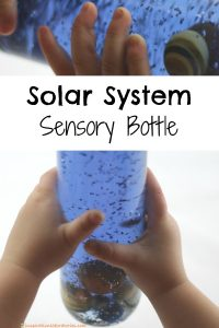 Solar System Sensory Bottle over on Inspiration Laboratories