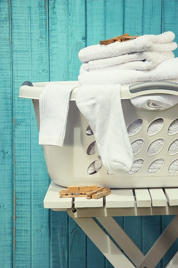 how to make your white laundry white and bright again with these top tips from mums ideal for baby clothes and your own