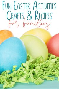 Fun Easter Activities and Crafts for Families
