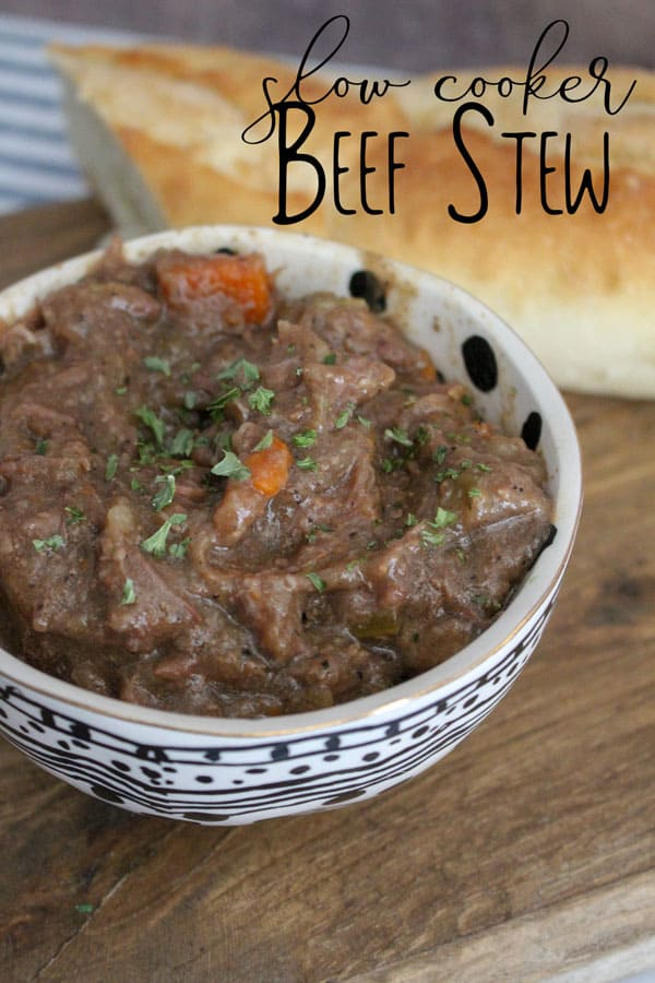 Tasty Slow Cooker Beef Stew for Family Meals