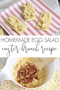 easy homemade easter salad with hard-boiled eggs ideal for brunch