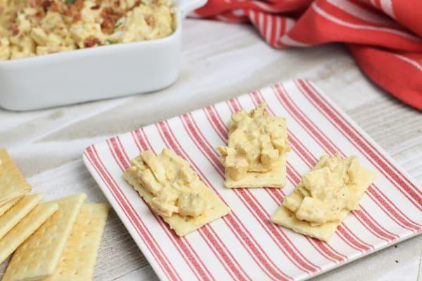 Simple easter brunch recipe for egg salad