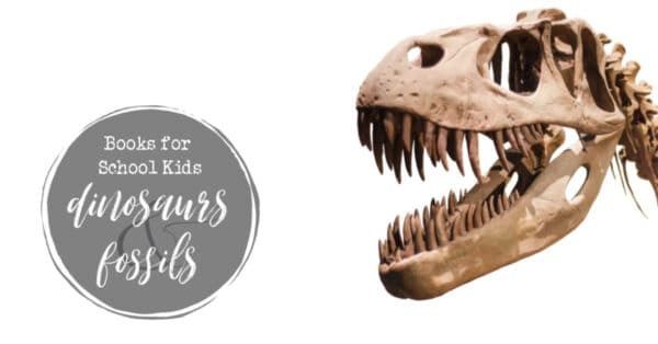 dinosaur books for school kids