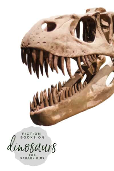 dinosaur books for school kids