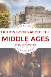 Fiction books about the middle ages for school kids