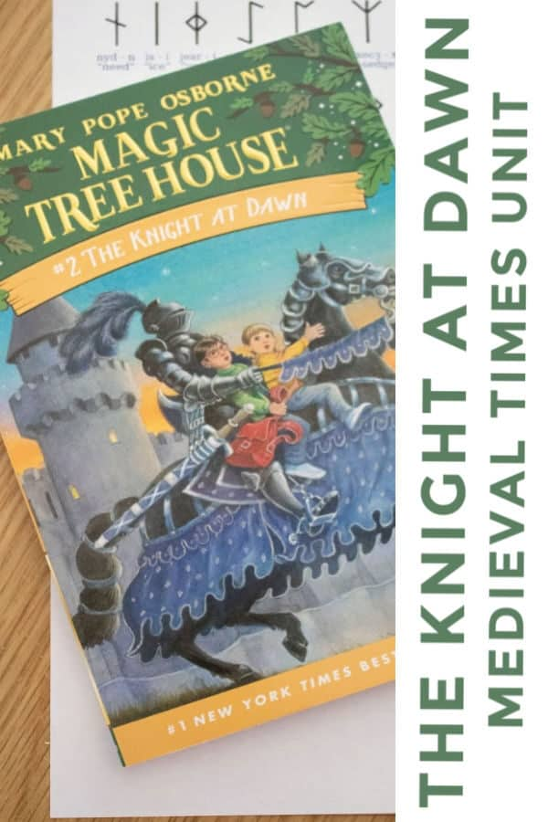 The Knight at Dawn Medieval Times Unit Study